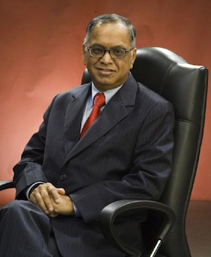 N.R. Narayanamurthy – One Of The Top Entrepreneurs Of The World