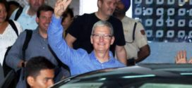 Apple CEO, Tim Cook kickstarted his India Trip with big announcements