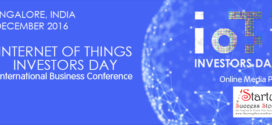 IoT Investors Day – Connects the world!