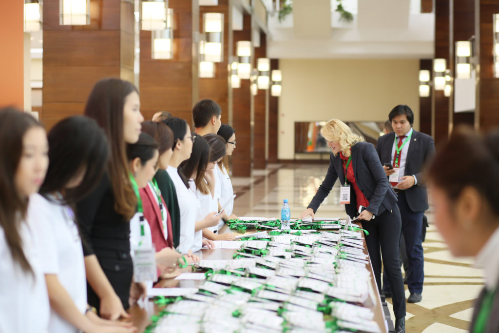 UNIQUE STARTUP EVENT NEWENERGY GLOBAL STARTUP FEST WAS HELD IN ASTANA