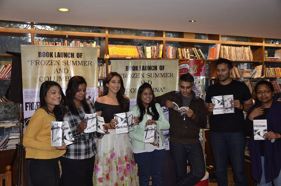Half Baked Beans' book launch by noted personalities.