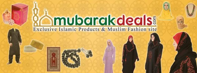 mubarakdeals - An integrated Muslim Fashion startup