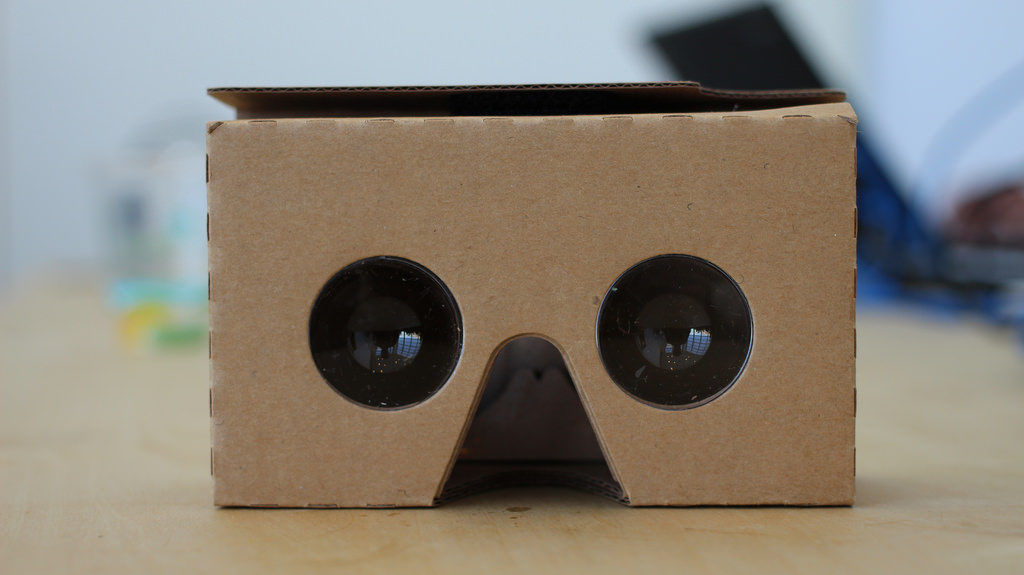 Brand Google Cardboard for your customers