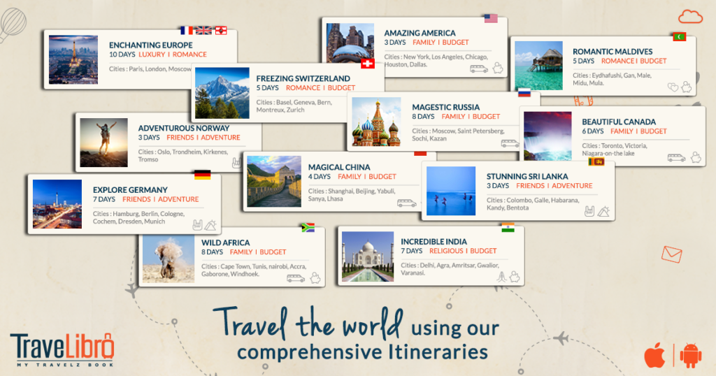 travelibro travel startup brings globetrotters, travel enthusiasts, businesses and advertisers on a single platform
