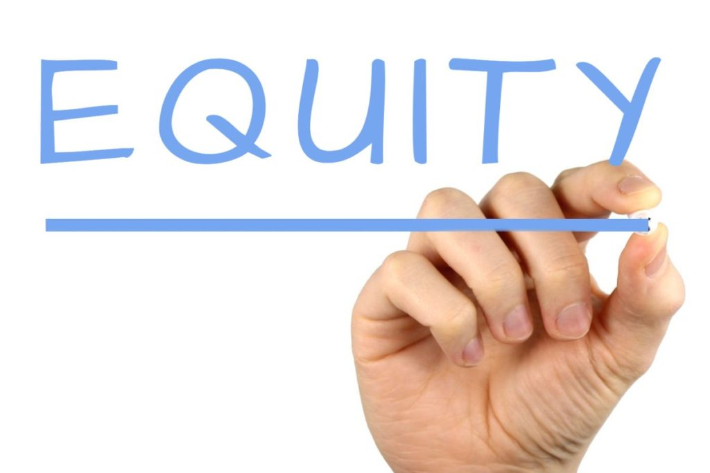 How should equity be split between founders, investors & others when the company is bootstrapped
