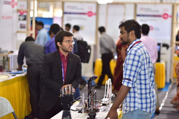 World Startup Expo at Bangalore International Exhibition Centre