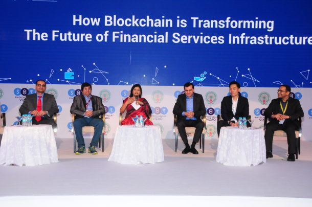 Panel – How Blockchain is transforming the future of Financial Services infrastructure